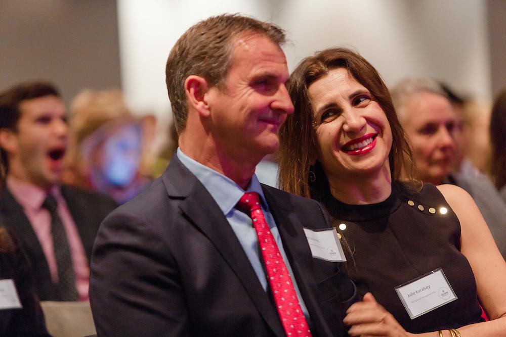 The Spirit of Entrepreneurship event presented by Megan Quinn, held for Deakin University Alumni at the Establishment Ballroom in Sydney.<br /> <br /> Photos by Robert Catto, taken on Wednesday 25  May, 2016.