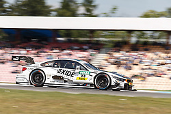04.05.2014, Hockenheimring, Hockenheim, GER, DTM, 1. Lauf, Hockenheimring, Rennen, im Bild Marco Wittmann (BMW M4 DTM ) // during the 1th run of DTM at the Hockenheimring in Hockenheim, Germany on 2014/05/06. EXPA Pictures © 2014, PhotoCredit: EXPA/ Eibner-Pressefoto/ Neis<br /> <br /> *****ATTENTION - OUT of GER*****