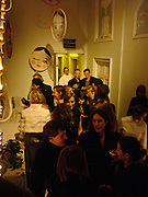 33 Portland Place. The Vogue List, celebrated by Vogue and Motorola. 33 Portland Place. 3 November 2004. ONE TIME USE ONLY - DO NOT ARCHIVE  © Copyright Photograph by Dafydd Jones 66 Stockwell Park Rd. London SW9 0DA Tel 020 7733 0108 www.dafjones.com