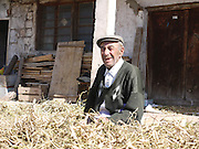 Turkey, Pontic Mountains range, Local peasant