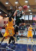20111127 - San Francisco State Gators at Saint Mary's Gaels