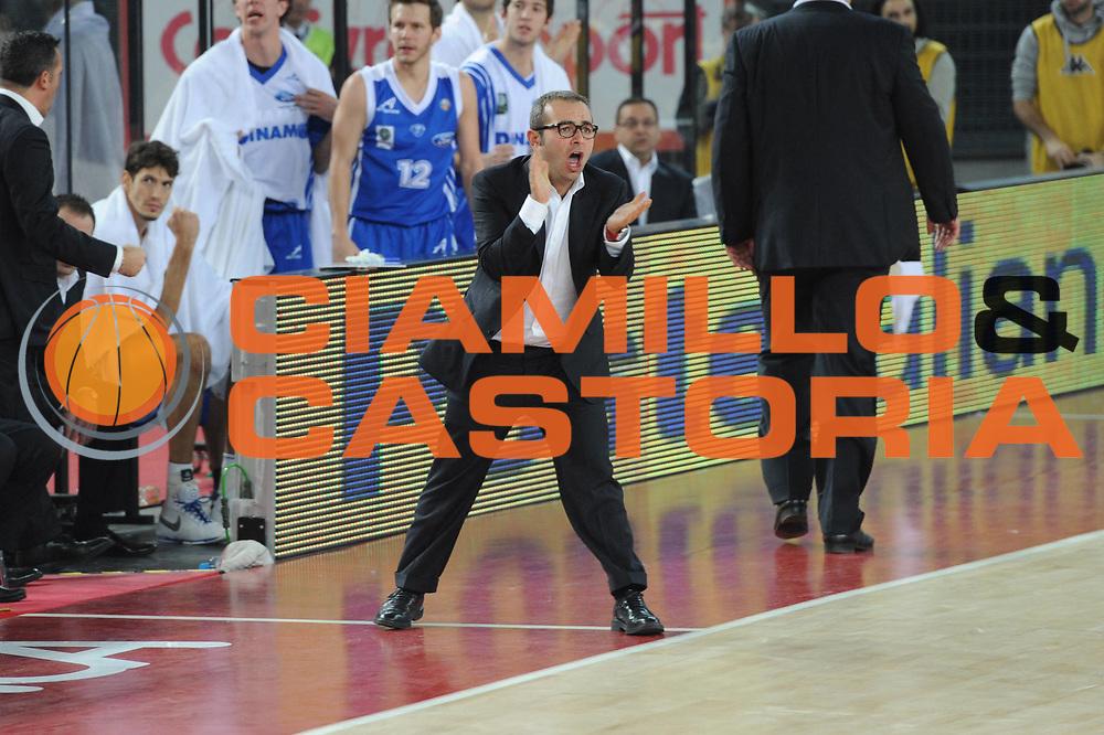 DESCRIZIONE : Roma Lega A 2010-11 Lottomatica Virtus Roma Dinamo Sassari<br /> GIOCATORE : Vincenzo Ducarello<br /> SQUADRA : Lottomatica Virtus Roma Dinamo Sassari<br /> EVENTO : Campionato Lega A 2010-2011 <br /> GARA : Lottomatica Virtus Roma Dinamo Sassari<br /> DATA : 28/12/2010<br /> CATEGORIA : Delusione<br /> SPORT : Pallacanestro <br /> AUTORE : Agenzia Ciamillo-Castoria/GiulioCiamillo<br /> Galleria : Lega Basket A 2010-2011 <br /> Fotonotizia : Roma Lega A 2010-11 Lottomatica Virtus Roma Dinamo Sassari<br /> Predefinita :