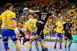 Zlatko Horvat of HC PPD Zagreb during handball match between RK Celje Pivovarna Lasko (SLO) and HC PPD Zagreb (CRO) in Group phase of VELUX EHF Men's Champions League 2018/19, November 18, 2018 in Arena Zlatorog, Celje, Slovenia. Photo by Urban Urbanc / Sportida