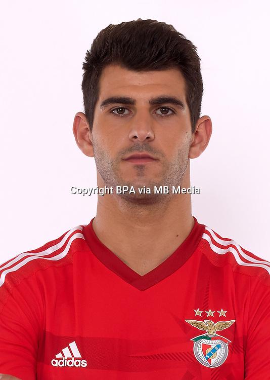 Portugal - Primera Liga Zon-Sagres 2014-2015 / <br /> Nelson Miguel Castro Oliveira  &quot; Nelson Oliveira &quot; -<br /> ( Sl Benfica )