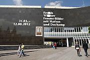 Duitsland, Dusseldorf, 2-6-2012In deze stad aan de rivier de Rijn, de hoofdstad van Nordrhein-Westfalen. Het museum voor moderne kunst K20. Foto: Flip Franssen/Hollandse Hoogte