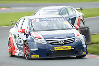 #20 James Cole (GBR) - United Autosports Toyota Avensis during qualifiying for the first BTCC race at Oulton Park, Little Budworth, Cheshire, United Kingdom. June 07 2014. World Copyright Peter Taylor/PSP. Copy of publication required for printed pictures.  Every used picture is fee-liable. http://archive.petertaylor-photographic.co.uk