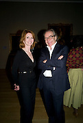 JANE ASHER; GERALD SCARFE, Van Dyck private view and dinner. Tate Britain. 16 February 2009