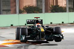 Motorsports / Formula 1: World Championship 2010, GP of Singapore, 18 Jarno Trulli (ITA, Lotus F1 Racing),