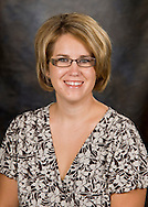 Faculty member Mandi Robedeaux