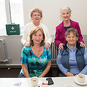 01.10.14            <br /> The Limerick City Community Safety Partnership will host a Safety Information Day for Older People. The event will feature important personal and home safety information for older people. Nutritional advice, occupational therapy, and care and repair demonstrations will also be provided. Advice and literature on a range of issues will be provided on the day by agencies including An Garda Síochána, Limerick City and County Council, Home Instead Senior Care, Limerick Fire and Rescue Service and the HSE. <br /> Attending the event at St. Johns Pavilion were, Phylis Ryan, Julie Byrne, Pauline O'Brien and Imelda Patterson, St. Patricks. Picture: Alan Place.