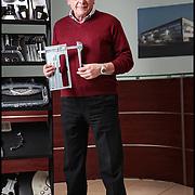 nella fotografia: il titolare Bruno Scanferla ritratto in azienda  con uno stampo prodotto per Bosch..Scanferla, azienda di Avigliana (TO) specializzata nella progettazione e costruzione stampi progressivi e nello stampaggio a freddo. La produzione è di circa 50 milioni di particolari metallici all'anno, destinata principalmente al mercato dell'Automotive e dell'elettroutensile.