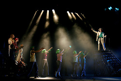 THE WIZ .Royal Academy of Music .London .July 2004 .Directed by Karen Rabinowitz .