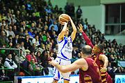 DESCRIZIONE : Sassari Lega A 2012-13 Dinamo Sassari - Umana Reyer Venezia<br /> GIOCATORE :Travis Diener<br /> CATEGORIA :Tiro<br /> SQUADRA : Dinamo Sassari<br /> EVENTO : Campionato Lega A 2012-2013 <br /> GARA : Dinamo Sassari<br /> DATA : 17/02/2013<br /> SPORT : Pallacanestro <br /> AUTORE : Agenzia Ciamillo-Castoria/M.Turrini<br /> Galleria : Lega Basket A 2012-2013  <br /> Fotonotizia : Sassari Lega A 2012-13 Dinamo Sassari - Umana Reyer Venezia<br /> Predefinita :