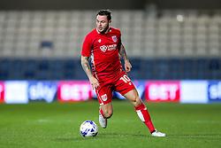 Lee Tomlin of Bristol City in action - Rogan Thomson/JMP - 18/10/2016 - FOOTBALL - Loftus Road Stadium - London, England - Queens Park Rangers v Bristol City - Sky Bet EFL Championship.