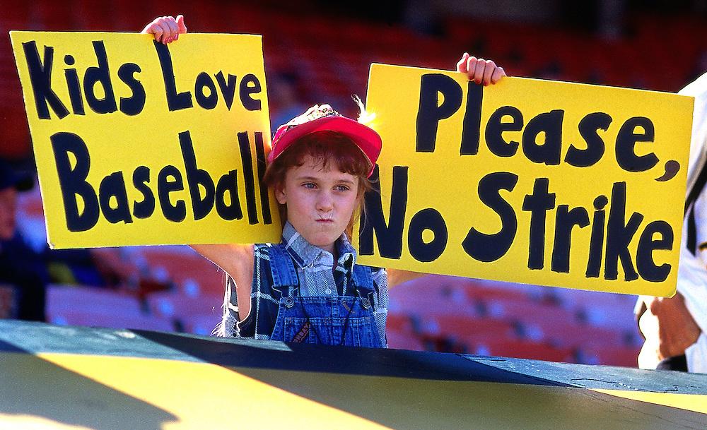 1994 baseball strike