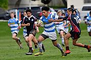 Hurricanes U15 Rugby Tournament at St Patrick's College, Silverstream, Upper Hutt, New Zealand on Wednesday 6 September 2017.<br /> Photo by Masanori Udagawa. <br /> www.photowellington.photoshelter.com