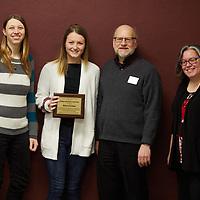 2018 UWL Student Employee of the Year