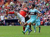 Charlton v West Ham