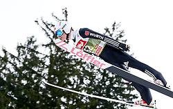 03.01.2015, Bergisel Schanze, Innsbruck, AUT, FIS Ski Sprung Weltcup, 63. Vierschanzentournee, Training, im Bild Marinus Kraus (GER) // Marinus Kraus of Germany in action during practice Jump of 63 rd Four Hills Tournament of FIS Ski Jumping World Cup at the Bergisel Schanze, Innsbruck, Austria on 2015/01/03. EXPA Pictures © 2015, PhotoCredit: EXPA/ Peter Rinderer