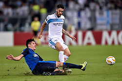 September 20, 2018 - Rome, Italy - Luis Alberto of Lazio during the UEFA Europa League Group Stage match between Lazio and Apollon Limassol at Stadio Olimpico, Rome, Italy on 20 September 2018. (Credit Image: © Giuseppe Maffia/NurPhoto/ZUMA Press)