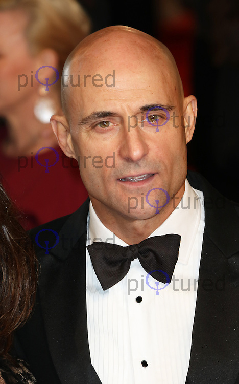Mark Strong, EE British Academy Film Awards (BAFTAs), Royal Opera House Covent Garden, London UK, 08 February 2015, Photo by Richard Goldschmidt