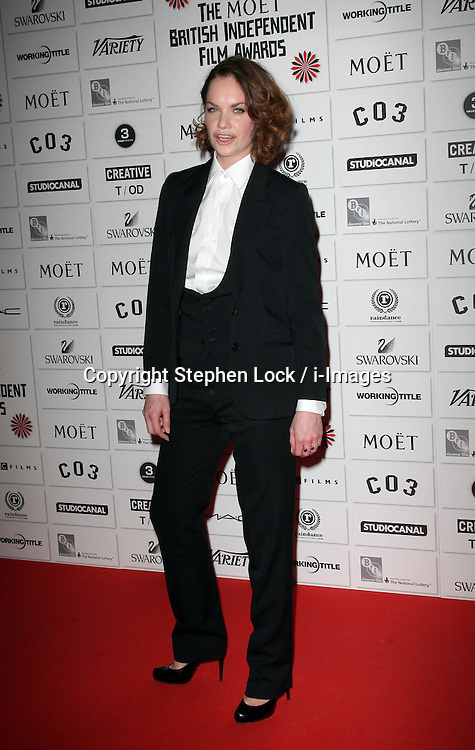 Ruth Wilson  at the British Independent Film Awards in London on Sunday 4th December 2011. Photo by: Stephen Lock / i-Images