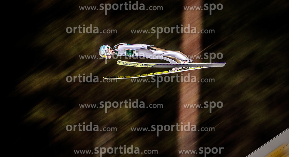 02.12.2016, Vogtland Arena, Klingenthal, GER, FIS Weltcup Ski Sprung, Klingenthal, im Bild Kamil Stoch (POL) // Kamil  Stoch of Poland during the mens FIS Skijumping World Cup at the Vogtland Arena in Klingenthal, Germany on 2016/12/02. EXPA Pictures © 2016, PhotoCredit: EXPA/ JFK