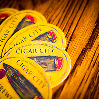 TAMPA, FL -- The new Cigar City Brewing Brewpub, which took over an old T.G.I. Friday's, is seen in Tampa, Florida.  (Photo / Chip Litherland)