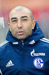 24.01.2015, Ernst Happel Stadion, Wien, AUT, FS Vorbereitung, Fußball Testspiel, SK Rapid Wien vs FC Schalke 04, im Bild Roberto Di Matteo (FC Schalke 04, Trainer) // during a international football frindly match between SK Rapid Vienna and FC Schalke 04 at the Ernst Happel Stadium, Vienna, Austria on 2015/01/24. EXPA Pictures © 2015, PhotoCredit: EXPA/ Michael Gruber