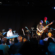 Members of the PMAC Youth Jazz Ensemble perform in Jazz Night 2012 at The Loft in Portsmouth, NH