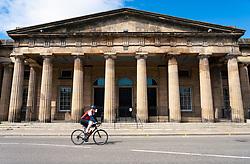 Exterior of Perth Sheriff Court House, Scotland, UK