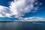 Island hopping off Biograd na Moru, Dalmatian Coast, Croatia