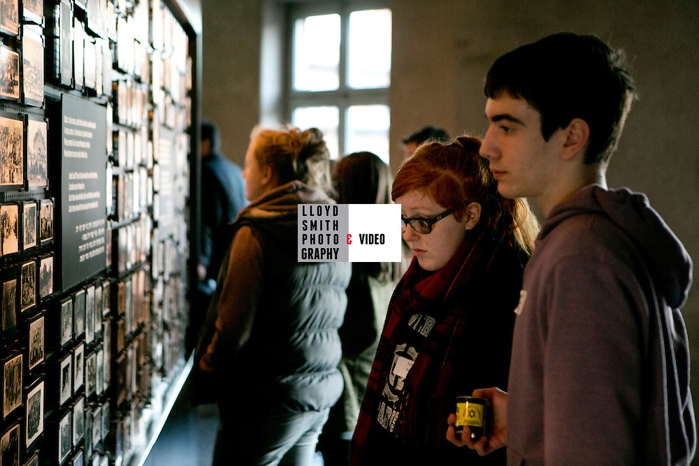 HOLOCAUST EDUCATION TRUST  TRIP TO AUSCHWITZ 07/10/14