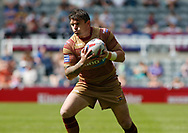 Danny Brough of Huddersfield Giants during the Betfred Super League match at the Dacia Magic Weekend, St. James's Park, Newcastle<br /> Picture by Stephen Gaunt/Focus Images Ltd +447904 833202<br /> 20/05/2018