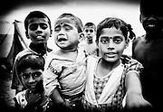 Humanitarian Photography.<br /> <br /> IDPs palacholai. WFP
