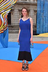 Dakota Blue Richards at the Royal Academy of Arts Summer Exhibition Preview Party 2017, Burlington House, London England. 7 June 2017.