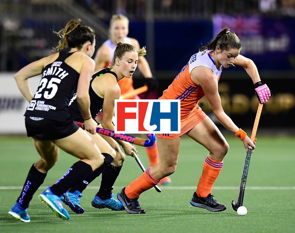 AUCKLAND - Sentinel Hockey World League final women<br /> Match id:10322<br /> 22 NED v NZL (Final)<br /> Foto: Lidewij Welten <br /> WORLDSPORTPICS COPYRIGHT FRANK UIJLENBROEK