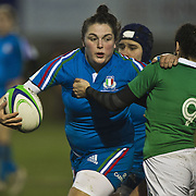 20150208 Rugby, RBS 6 Nations 2015 femminile : Italia vs Irlanda
