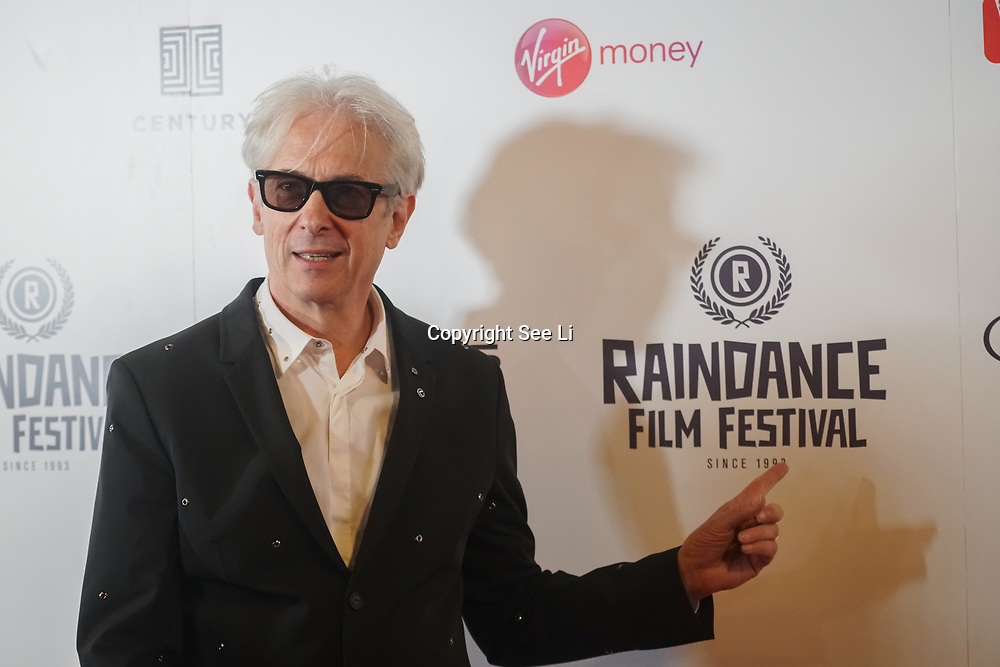 London, UK, 20th September 2017. Elliot Grove founder of Raindance attend Raindance 25th Film Festival Opening Gala at VUE Leicester Square.