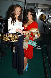 CAMILLA AL FAYED daughter of Mohamed Al Fayed owner of Harrod