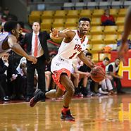VMI Basketball - 2017-18