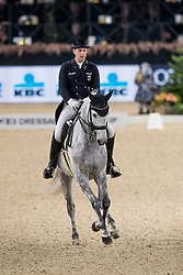 Wandres Frederic, GER, Hot Hit<br /> Jumping Mechelen 2019<br /> © Hippo Foto - Sharon Vandeput<br /> 29/12/19