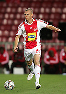 Deniss Ivanovs during the PSL match between Ajax Cape Town and Moroka Swallows held at Newlands Stadium in Cape Town, South Africa on 28 October 2009..Photo by Ron Gaunt/SPORTZPICS