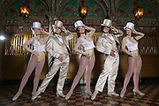 A Chorus Line Dress Rehearsal - photographed in the foyer of the Capitol Theatre. 2012