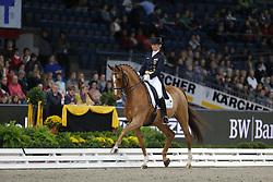 Lütkemeier, Fabienne, Qui Vincit Dynamis<br /> Stuttgart - German Masters<br /> Grand Prix Special<br /> © www.sportfotos-lafrentz.de/ Stefan Lafrentz