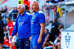 Shrewsbury Town goalkeeping coach Brian Jenson - Mandatory by-line: Ryan Crockett/JMP - 21/09/2019 - FOOTBALL - Aesseal New York Stadium - Rotherham, England - Rotherham United v Shrewsbury Town - Sky Bet League One