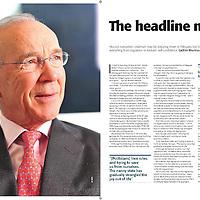 Robert Hiscox Chairman Hiscox Insurance