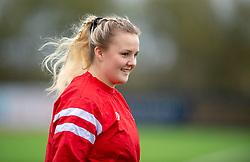 Esme Bird of Bristol Bears Women - Mandatory by-line: Paul Knight/JMP - 03/11/2018 - RUGBY - Shaftesbury Park - Bristol, England - Bristol Bears Women v Saracens Women - Tyrrells Premier 15s