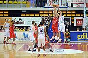 DESCRIZIONE : Biella Lega A 2012-13 Angelico Biella EA7 Emporio Armani Milano<br /> GIOCATORE : Alessandro Gentile Linos Chrysikopoulos<br /> CATEGORIA : Rimbalzo<br /> SQUADRA : EA7 Emporio Armani Milano Angelico Biella<br /> EVENTO : Campionato Lega A 2012-2013 <br /> GARA : Angelico Biella EA7 Emporio Armani Milano<br /> DATA : 30/12/2012<br /> SPORT : Pallacanestro <br /> AUTORE : Agenzia Ciamillo-Castoria/M.Ceretti<br /> Galleria : Lega Basket A 2012-2013  <br /> Fotonotizia : Biella Lega A 2012-13 Angelico Biella EA7 Emporio Armani Milano<br /> Predefinita :