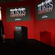 Soiree Marie Claire Likes Creativity pendant la semaine de la mode femme de Milan